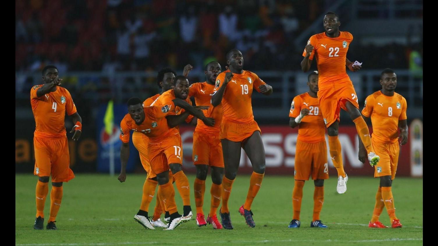 Costa d'Avorio vince Coppa d'Africa ai rigori, Ghana ko 9-8: decisivo gol del portiere