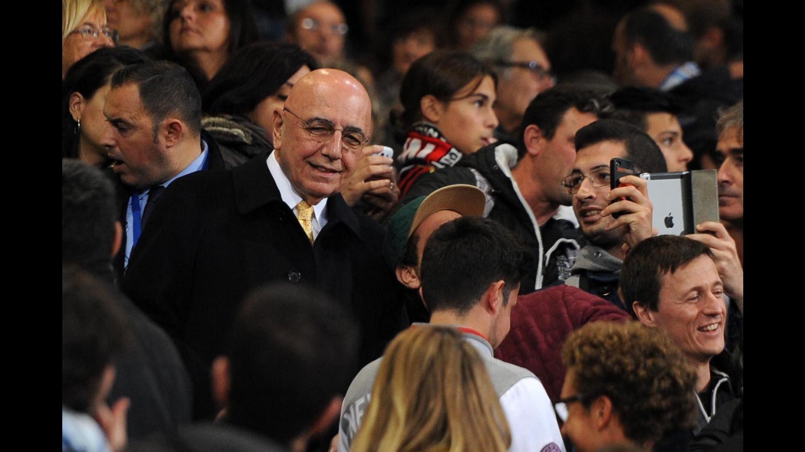 Galliani: Caso Parma? Lega italiana è la più efficiente