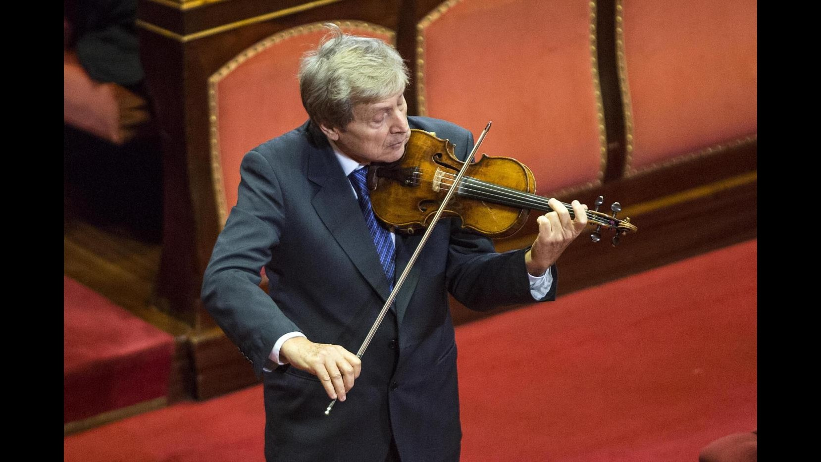 Uto Ughi renderà omaggio a Claudio Abbado con un concerto a Caracas