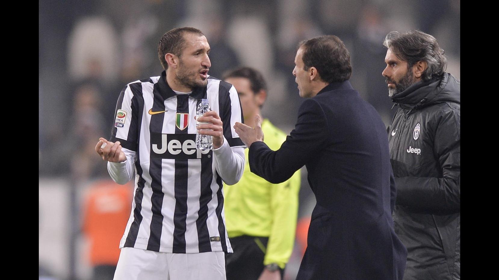 Juventus, Chiellini: Rispetto per Borussia ma vogliamo andare avanti in Champions