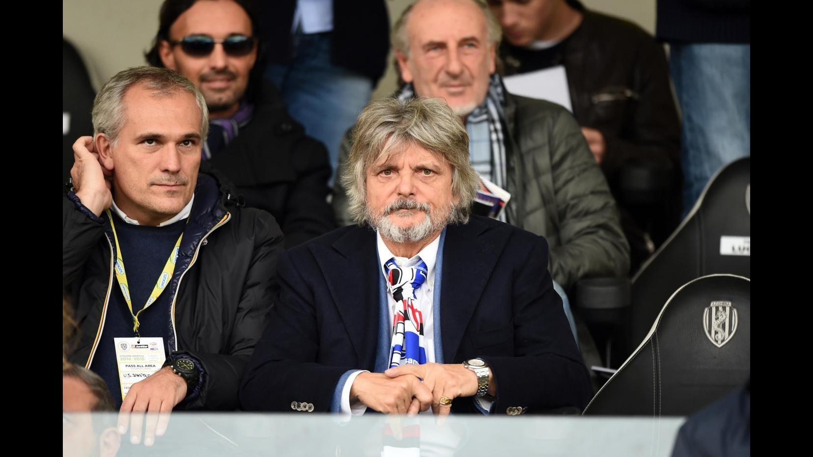 Sampdoria in aiuto del Parma: a disposizione per organizzare trasferta squadra Primavera