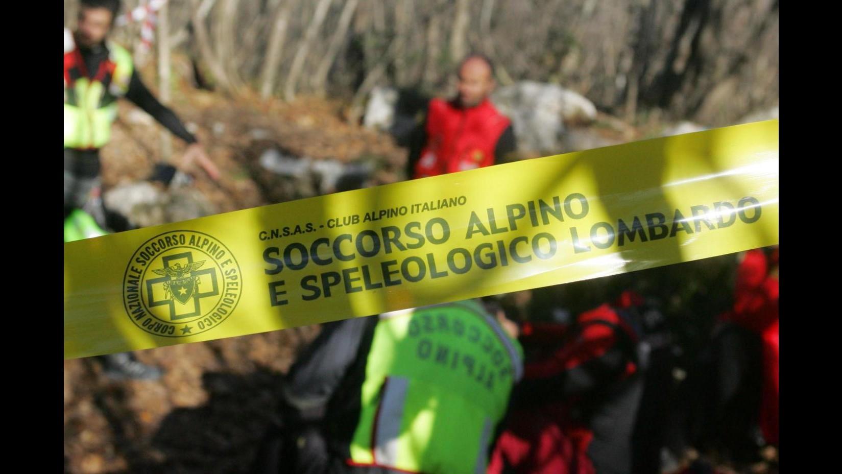 Sondrio, alpinisti bloccati in Val di Mello: soccorsi in atto