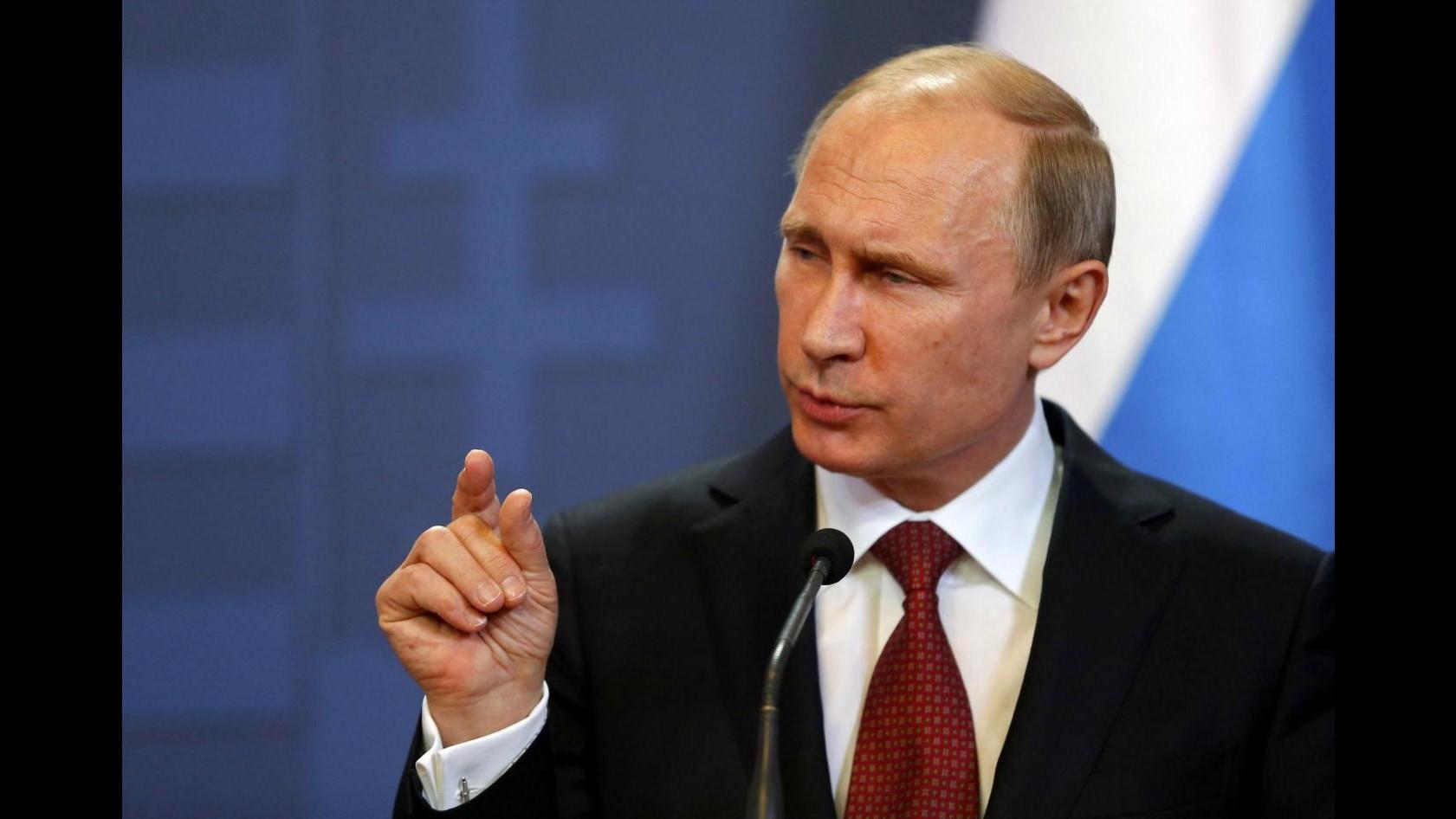 Ucraina, Londra: Rischio Putin anche per Paesi Baltico, Nato sia pronta