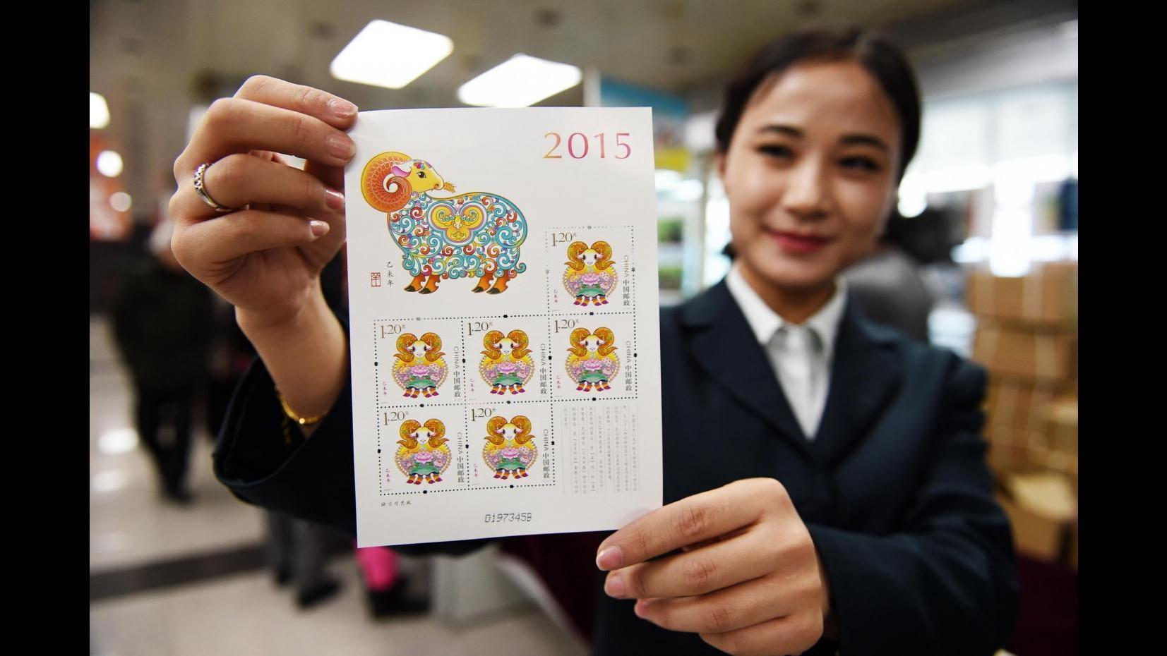 Cina, al via anno della capra: feste in tutto Paese per Capodanno lunare