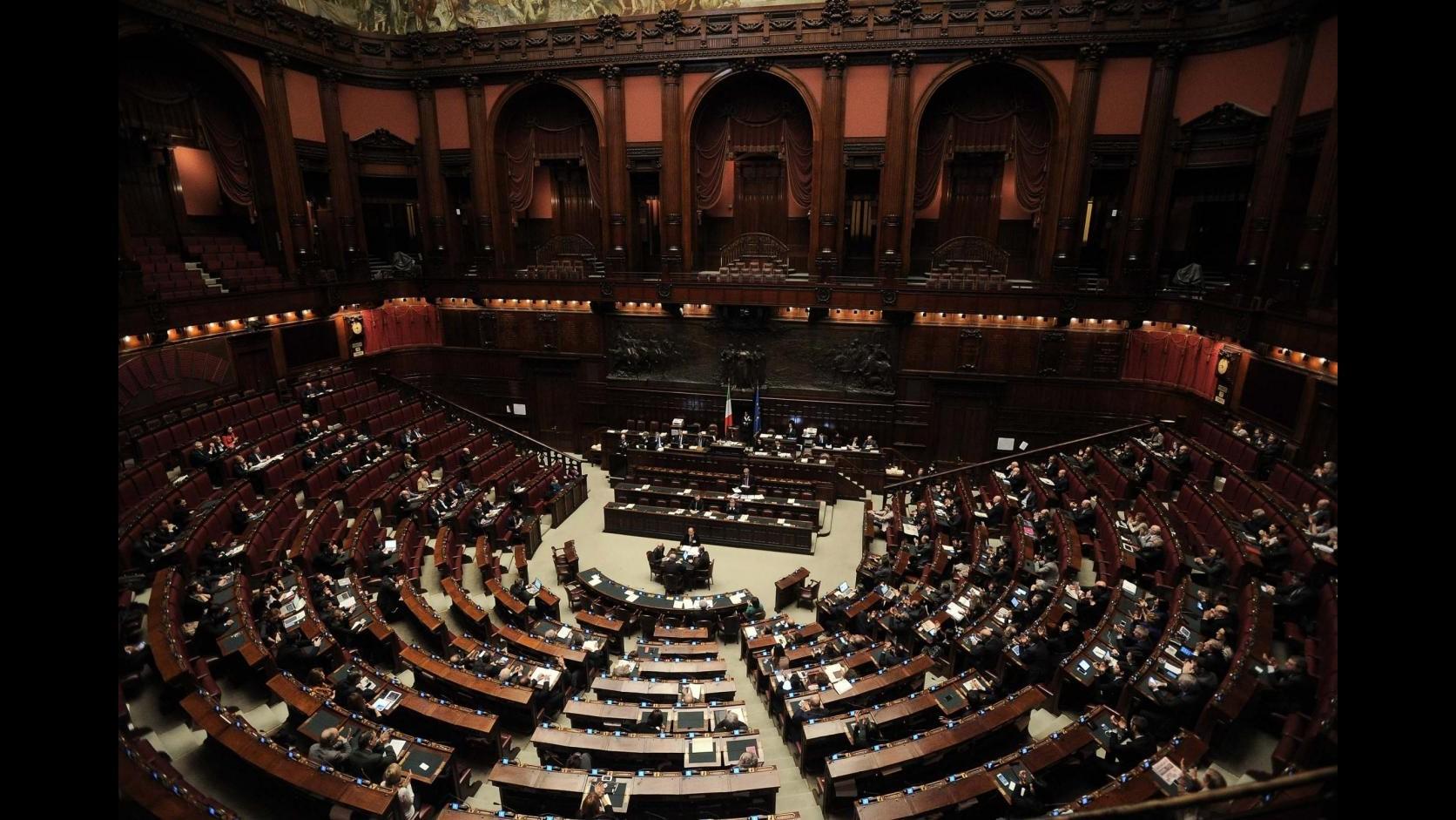 Camera, alle 15 question time Padoan, Giannini, Lorenzin e Guidi