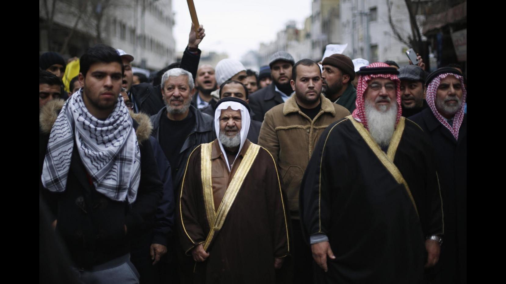 Giordania, criticò Emirati Arabi: carcere per leader Fratelli musulmani