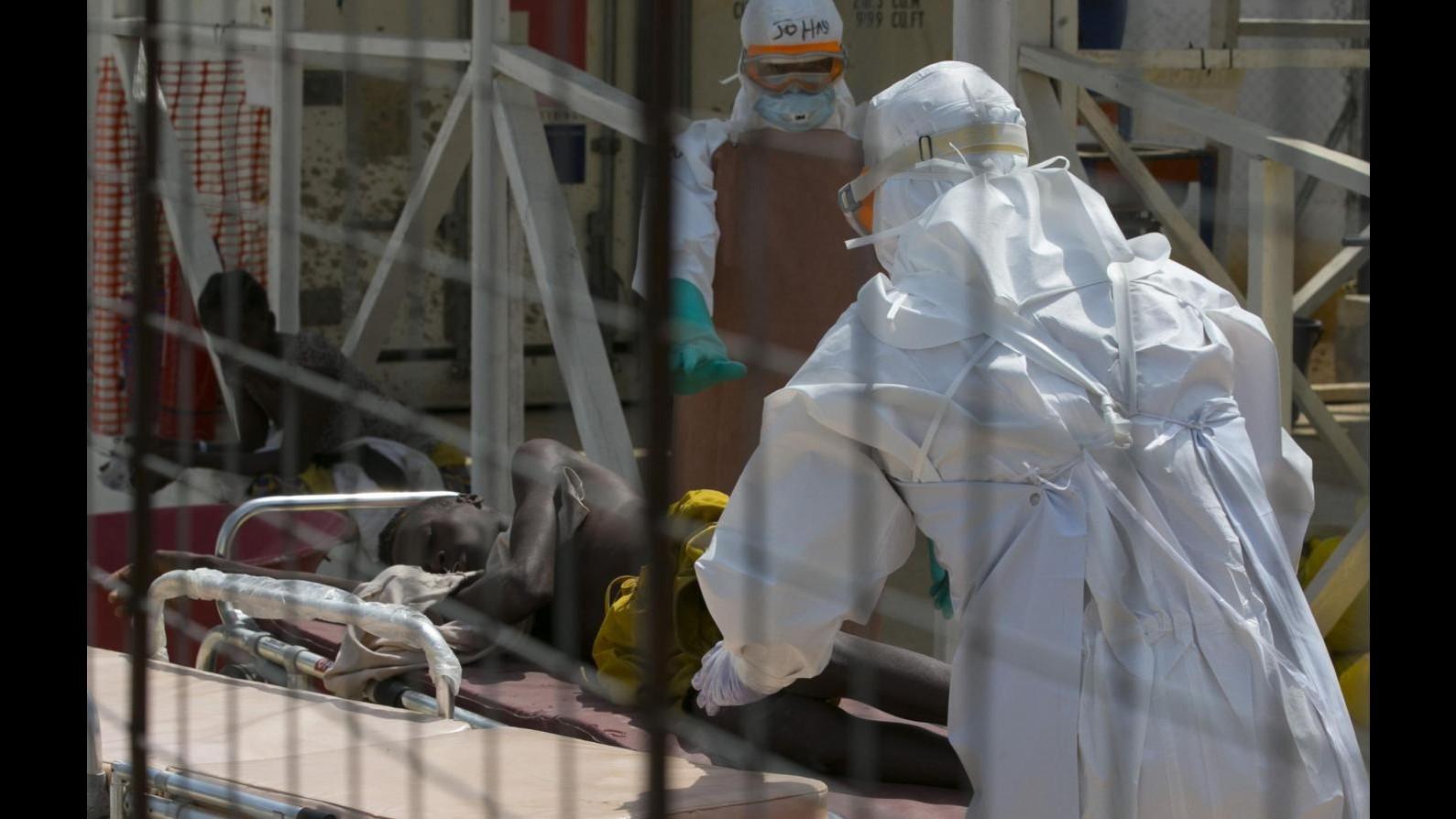 Ebola, distretto di Freetown in quarantena dopo picco di casi contagio
