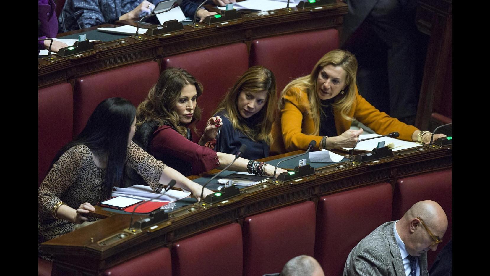 Riforme, Fi vota no ma in 17 firmano documento critico
