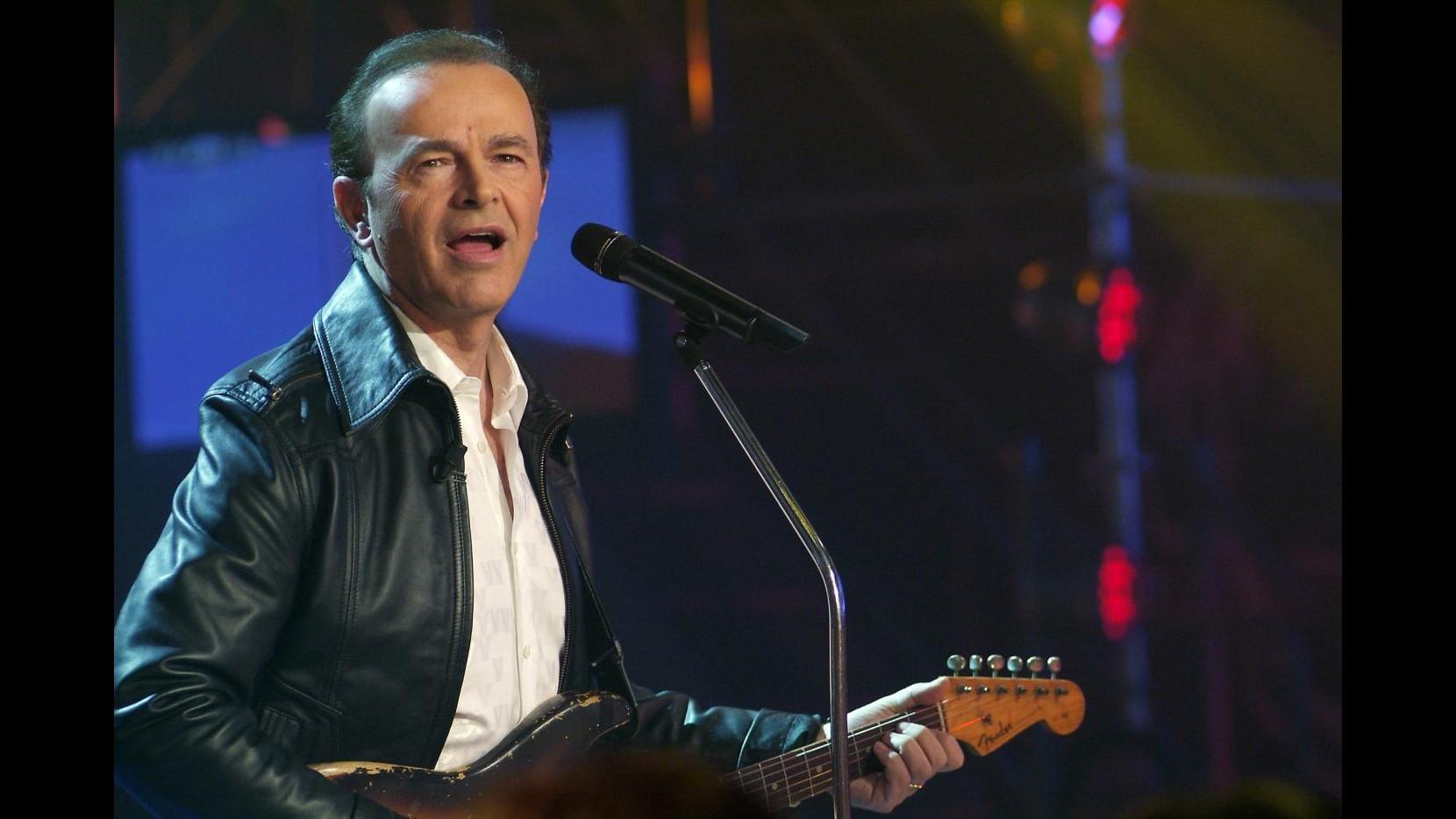 Venerdì esce nuovo disco di Dodi Battaglia: 'Dov'è andata la musica'