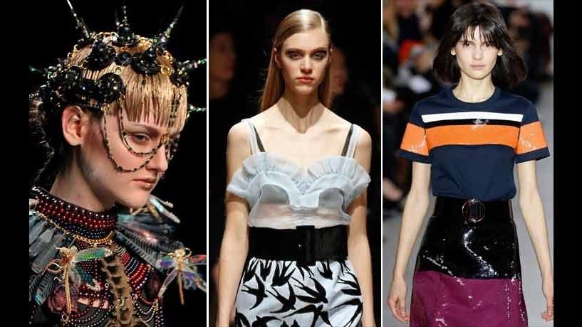 Dalle sfilate a Parigi un'idea di donna contemporanea