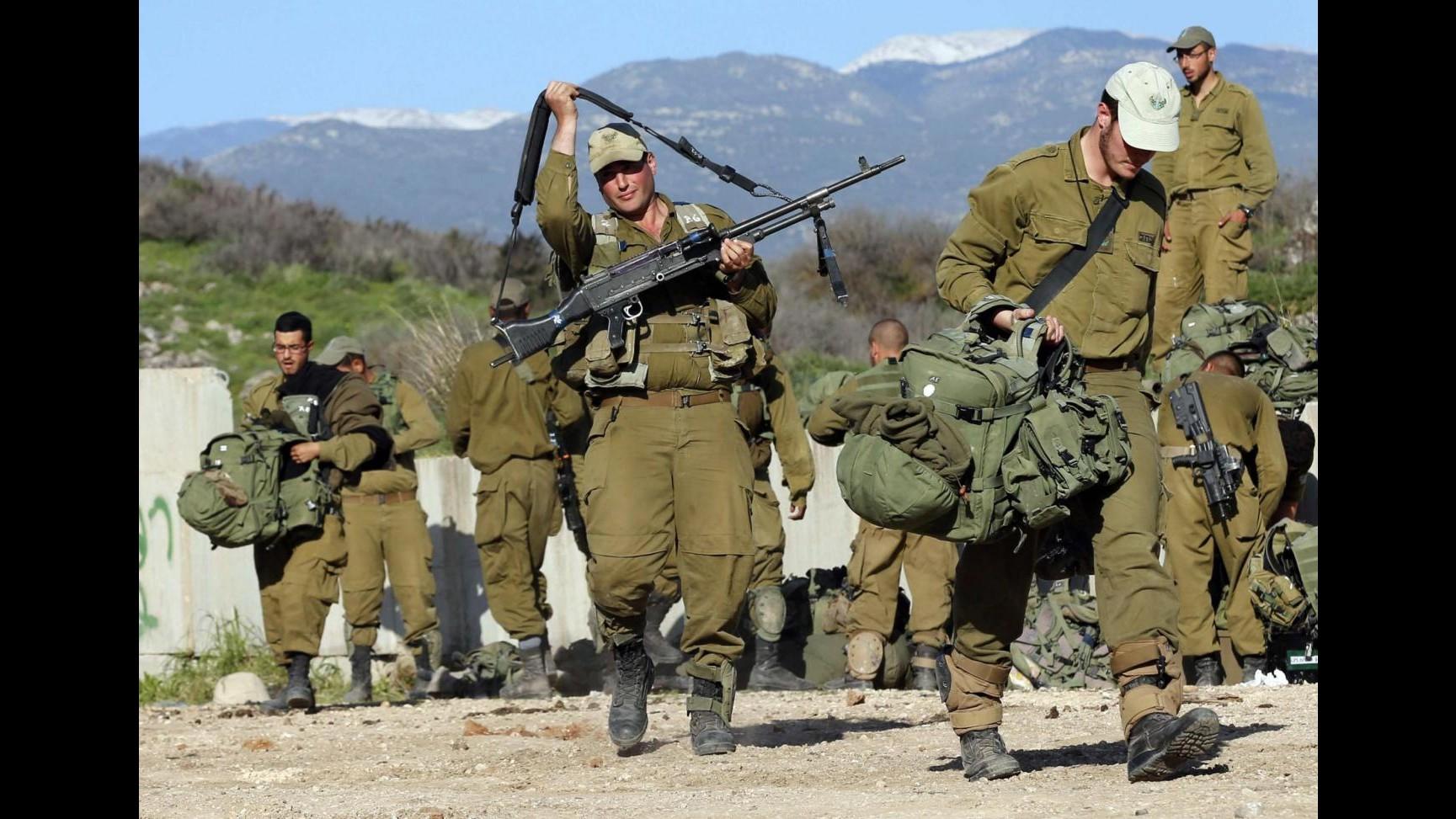 Medioriente, Olp sospende cooperazione di sicurezza con Israele
