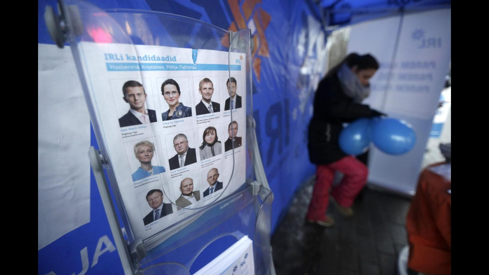 Estonia al voto per rinnovo Parlamento: su esito pesa crisi Ucraina