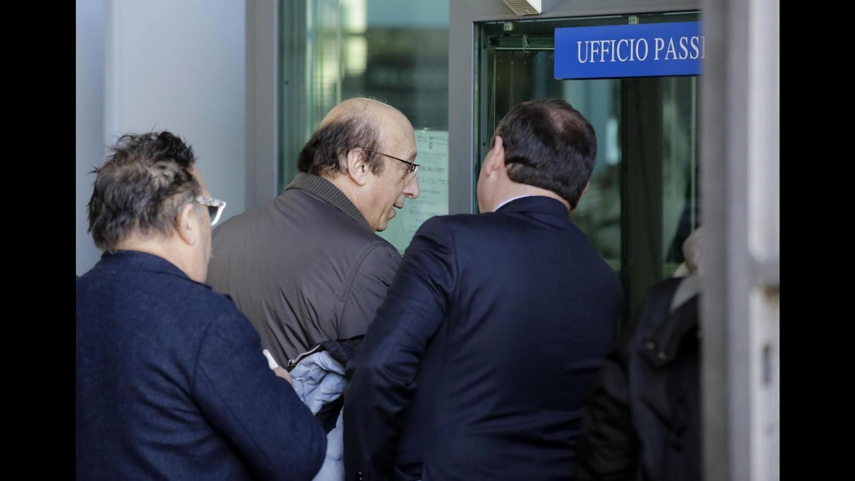 Calciopoli, pg Cassazione: C'era associazione, ma il reato è prescritto