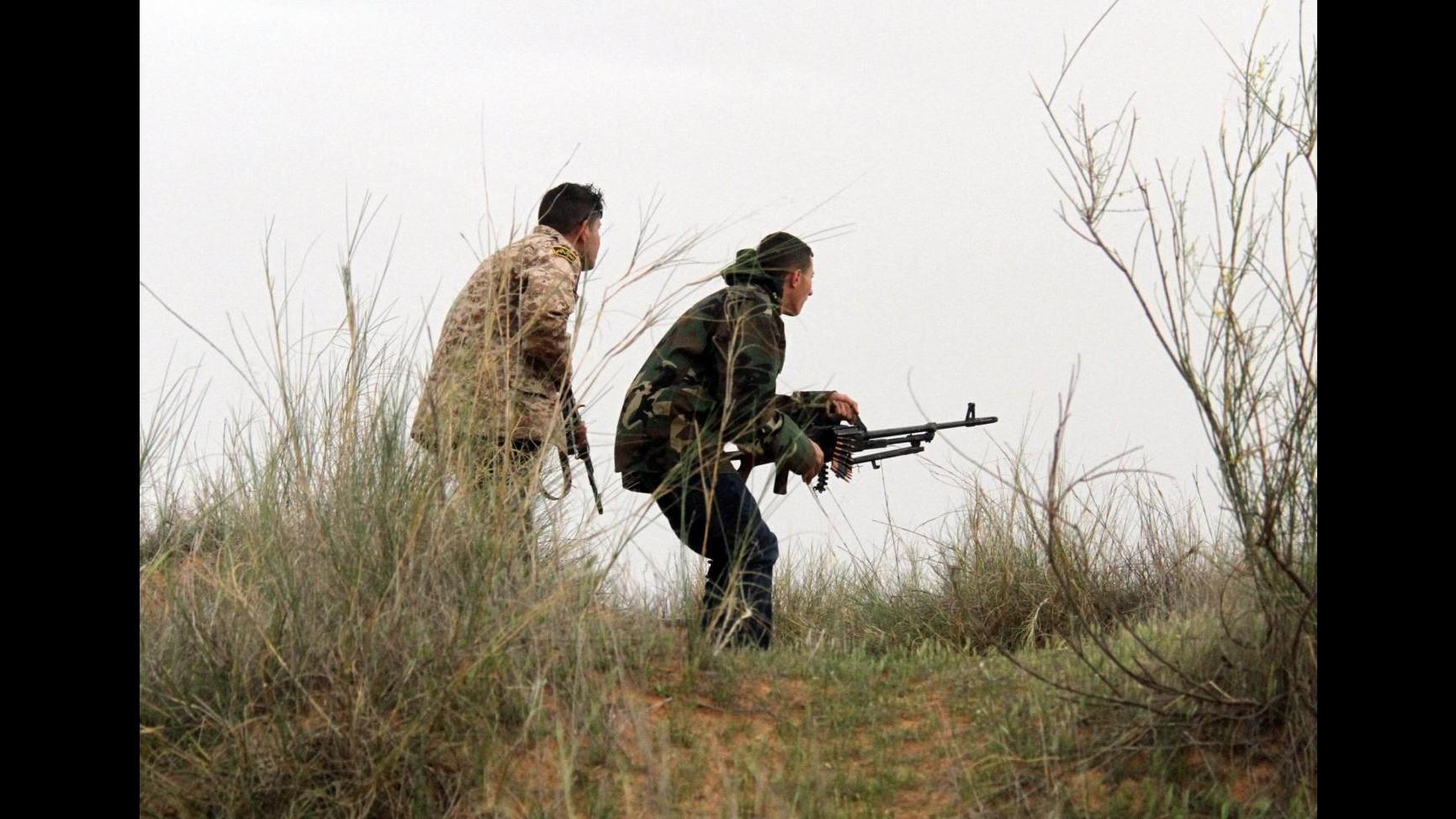 Libia, 8 membri Alba Libica morti in lotta per Tripoli
