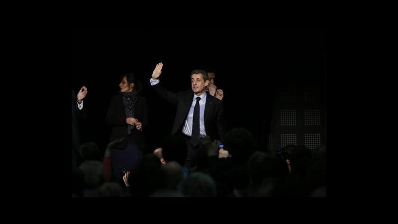 Francia, elezioni locali: In testa Sarkozy davanti a Front National