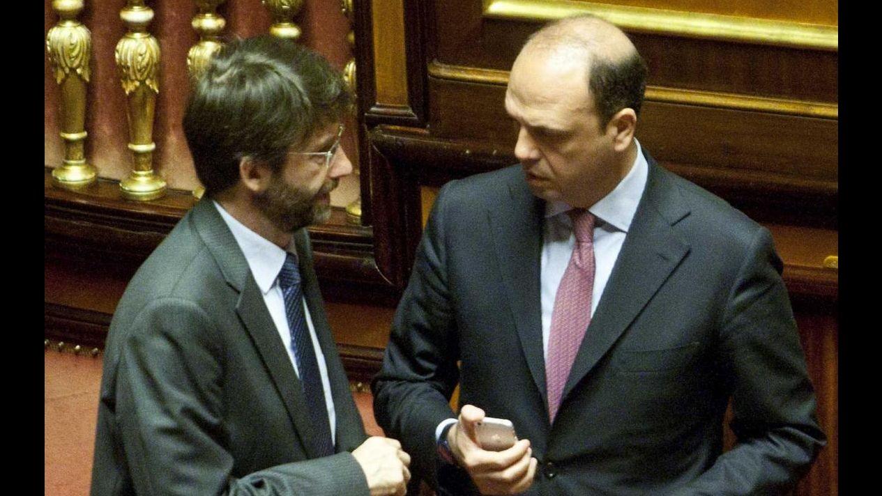 Il sondaggio: Franceschini è il ministro più amato, poi Lorenzin e Delrio. Alfano ultimo