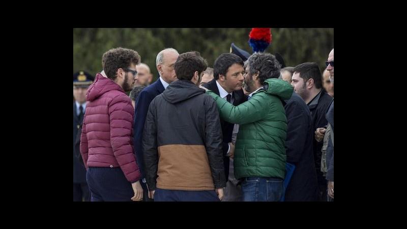 Renzi accoglie salme vittime Tunisi. Lunedì i funerali a Torino