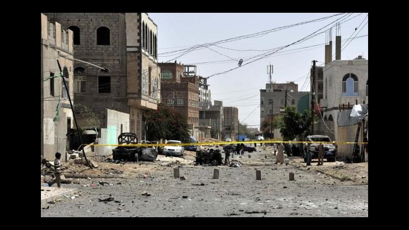Isis, lanciato primo attacco con drone Usa partito da base in Turchia