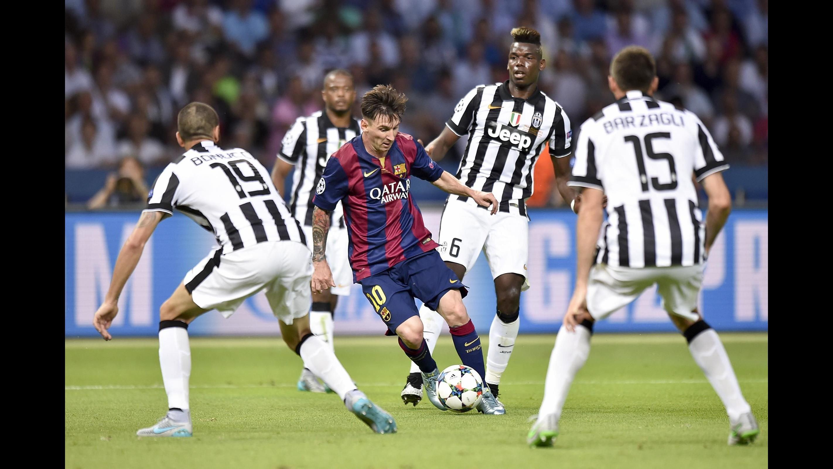 Calcio, Capello: Nel 2005 provai a portare Messi alla Juventus