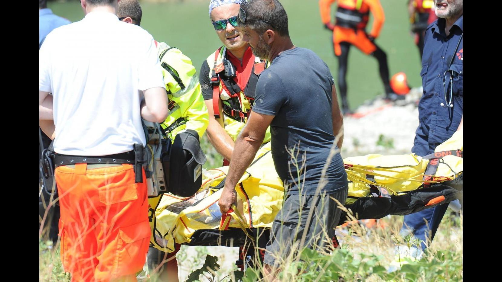 Sassuolo, tragedia nel fiume Secchia: morte due sorelle, una in rianimazione