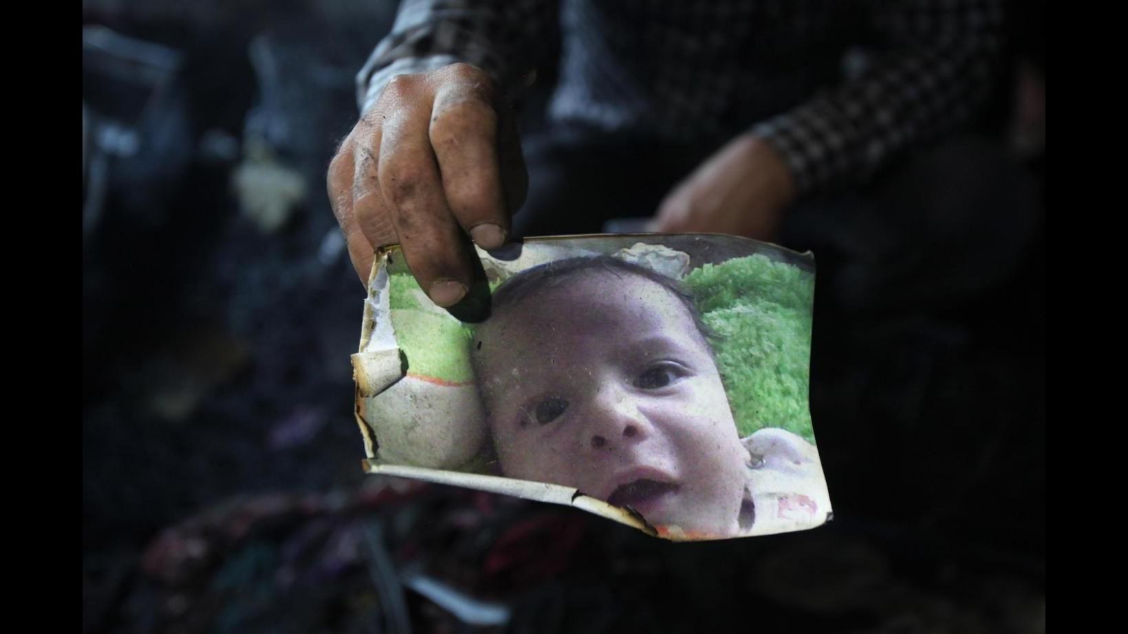 Medioriente, Anp porta a Corte de L'Aia il caso del bimbo ucciso in incendio