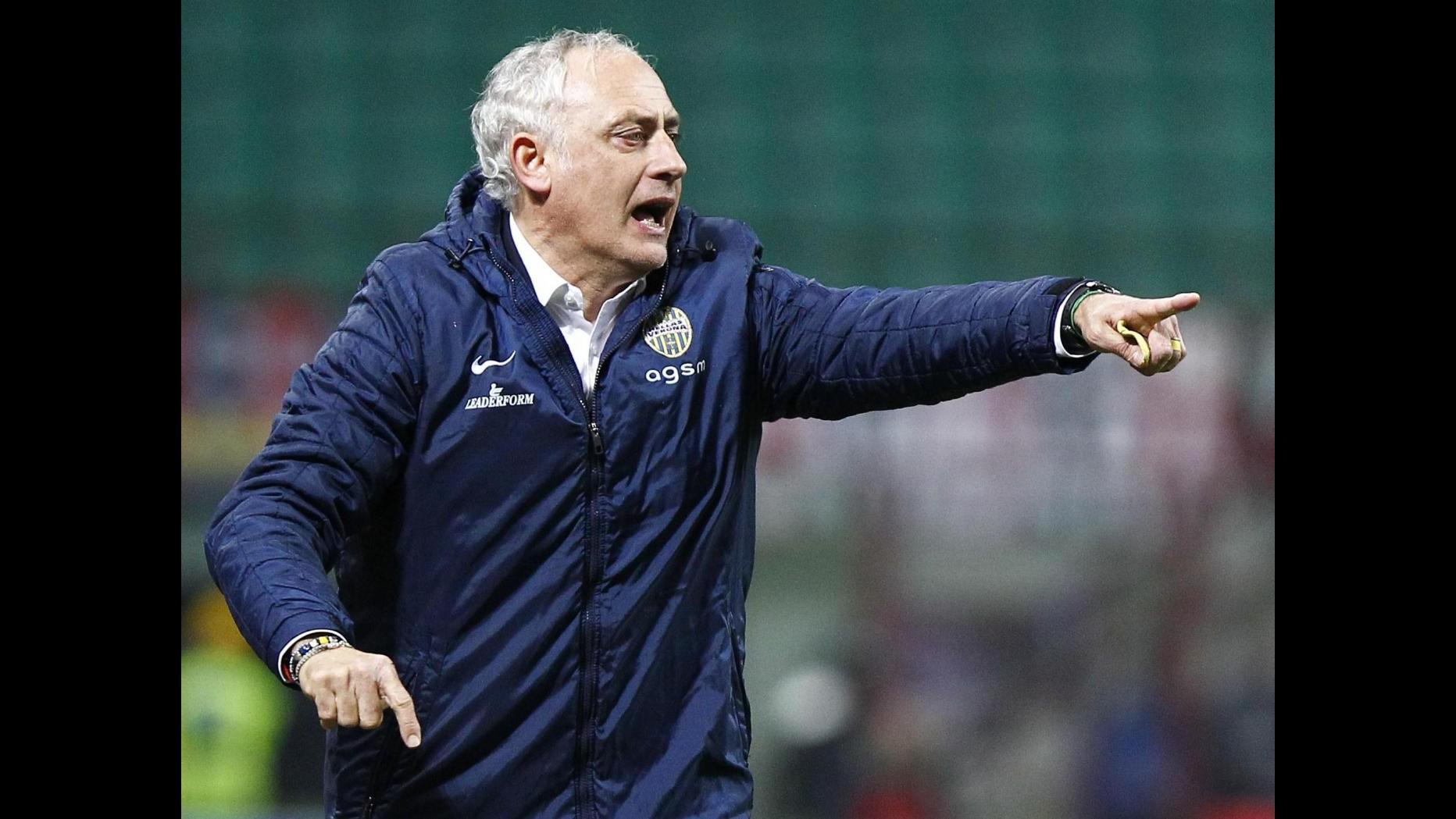 Hellas Verona, Mandorlini: Aspettavamo nostra rivincita e ce la siamo presa