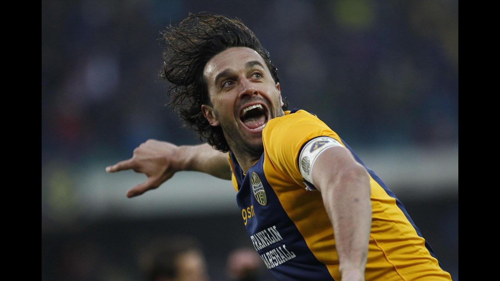 Serie A, Toni stende il Napoli: Hellas vince 2-0 e vede salvezza