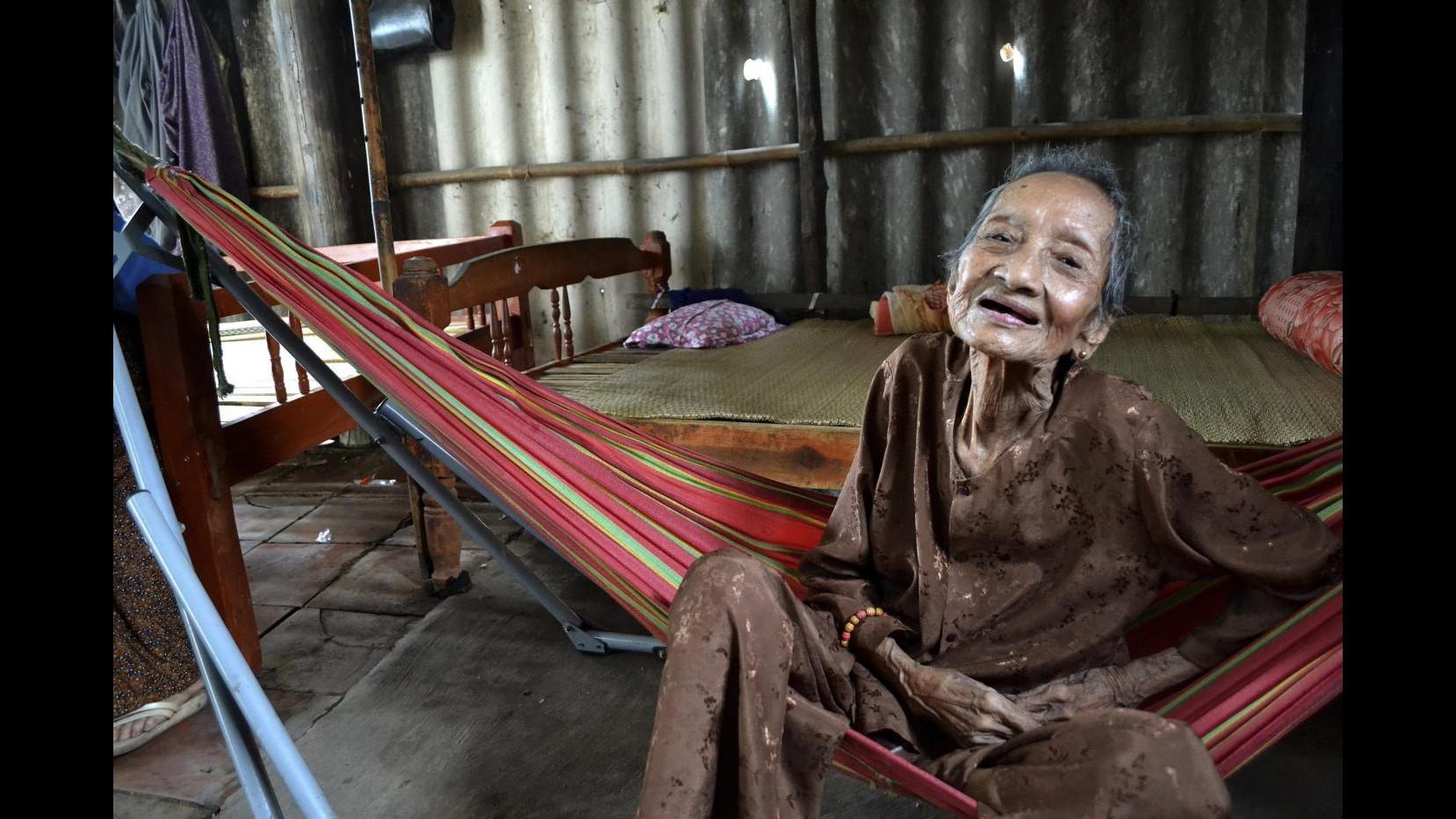Vietnamita di 122 anni: i segreti della più longeva al mondo
