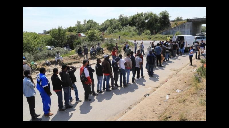 Immigrazione, Ungheria intercetta 4.500 migranti nel fine settimana