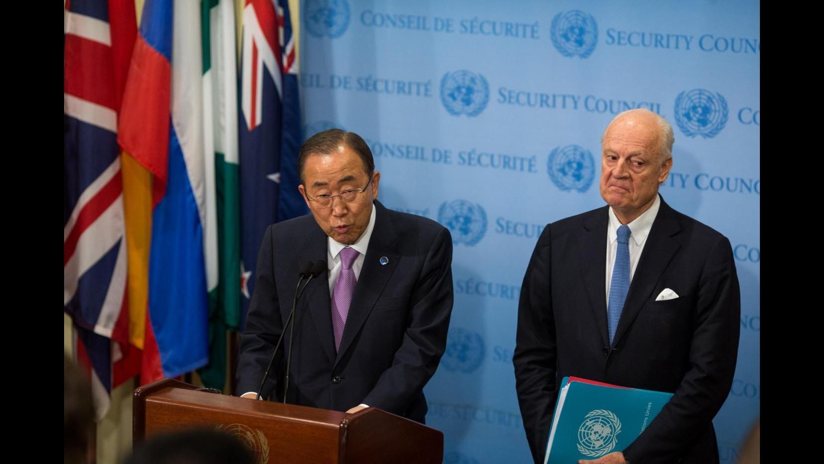 Onu, raggiunto l'accordo sull'agenda di sviluppo sostenibile post 2015