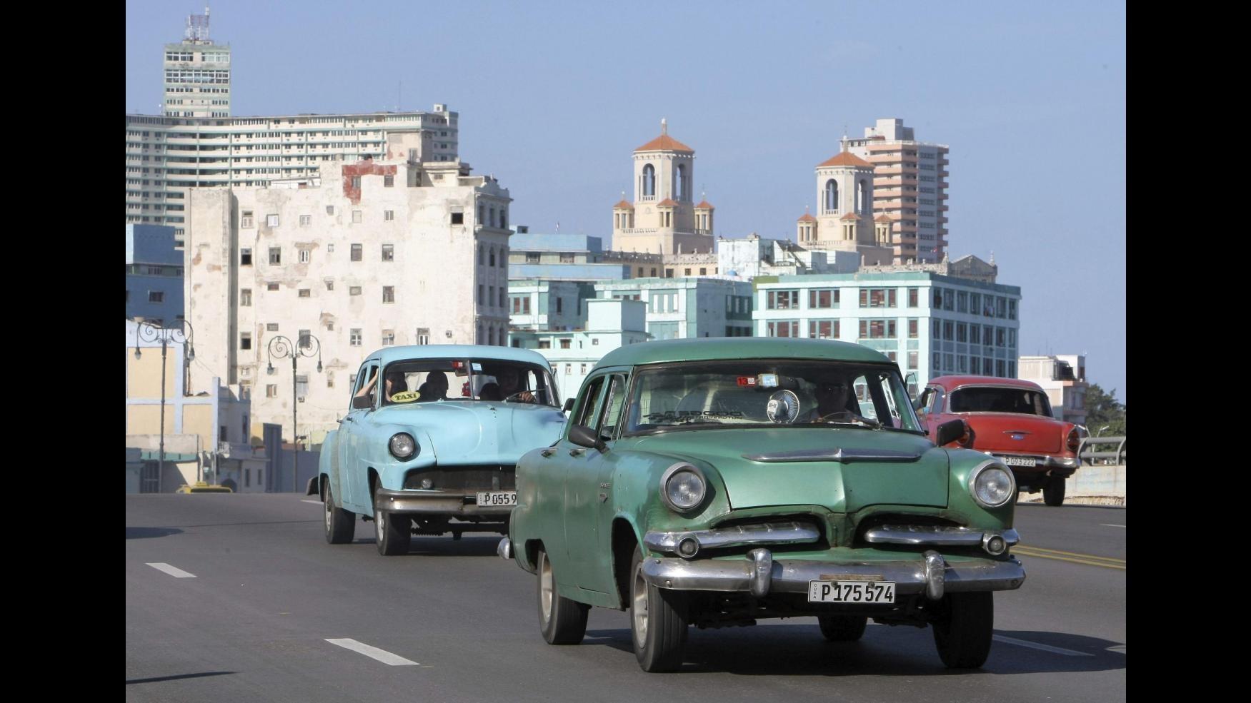 Cuba, oggi il primo volo diretto New Orleans-L'Avana da 57 anni