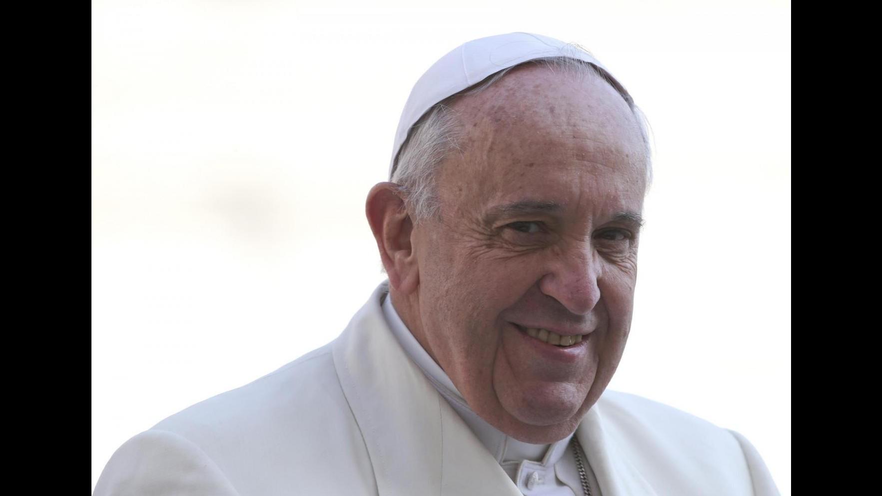 Papa Francesco: Ho la sensazione che il mio pontificato sarà breve