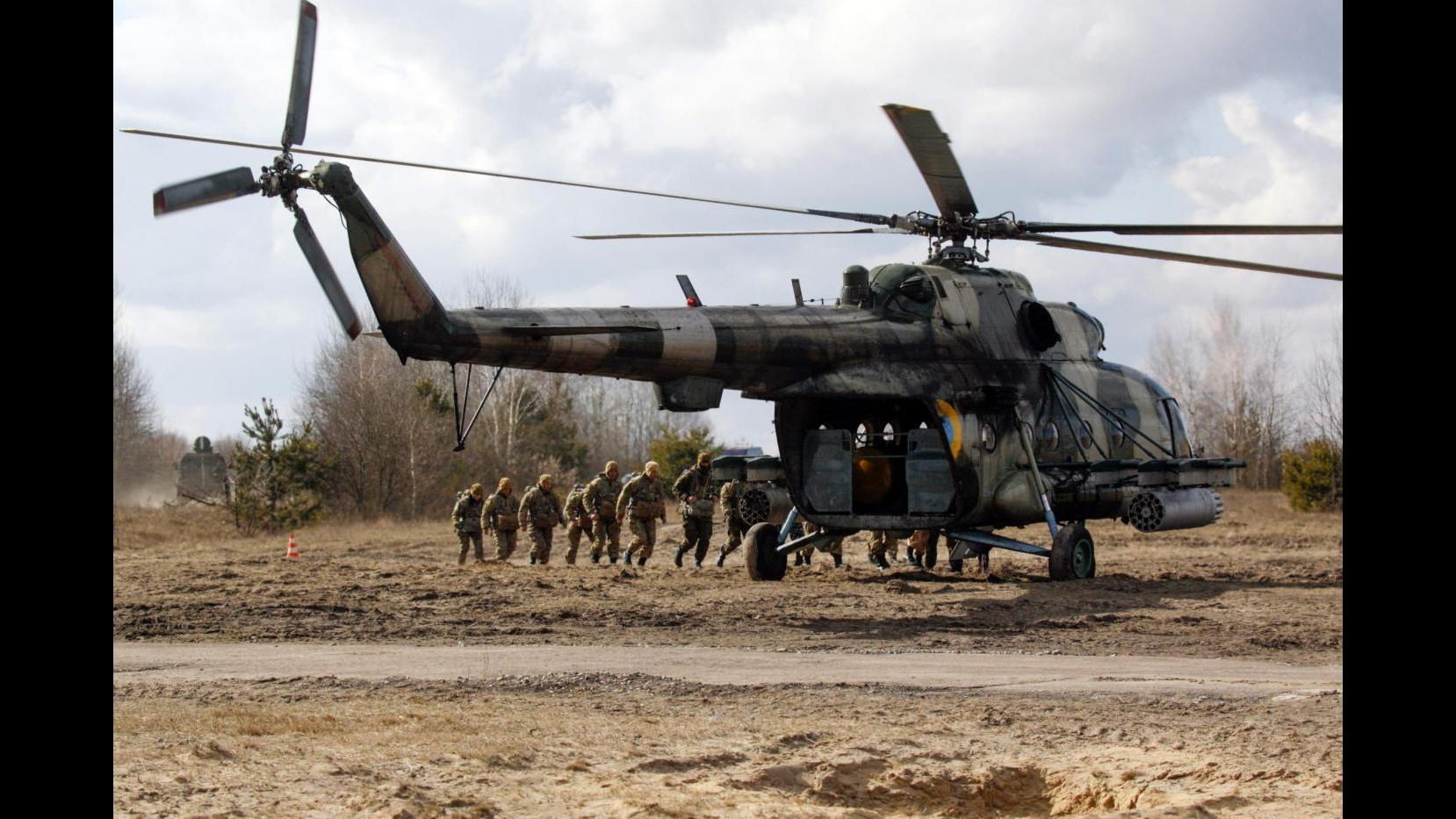 Ucraina, separatisti: Civile e miliziano uccisi in ultime 24 ore