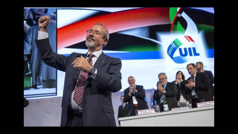 Barbagallo a Renzi: Tessere sindacati sono simbolo libertà