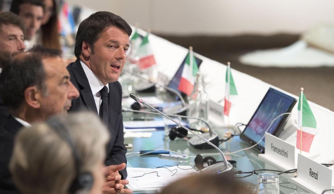 Rai, Pd frastagliato ma Renzi smorza le polemiche