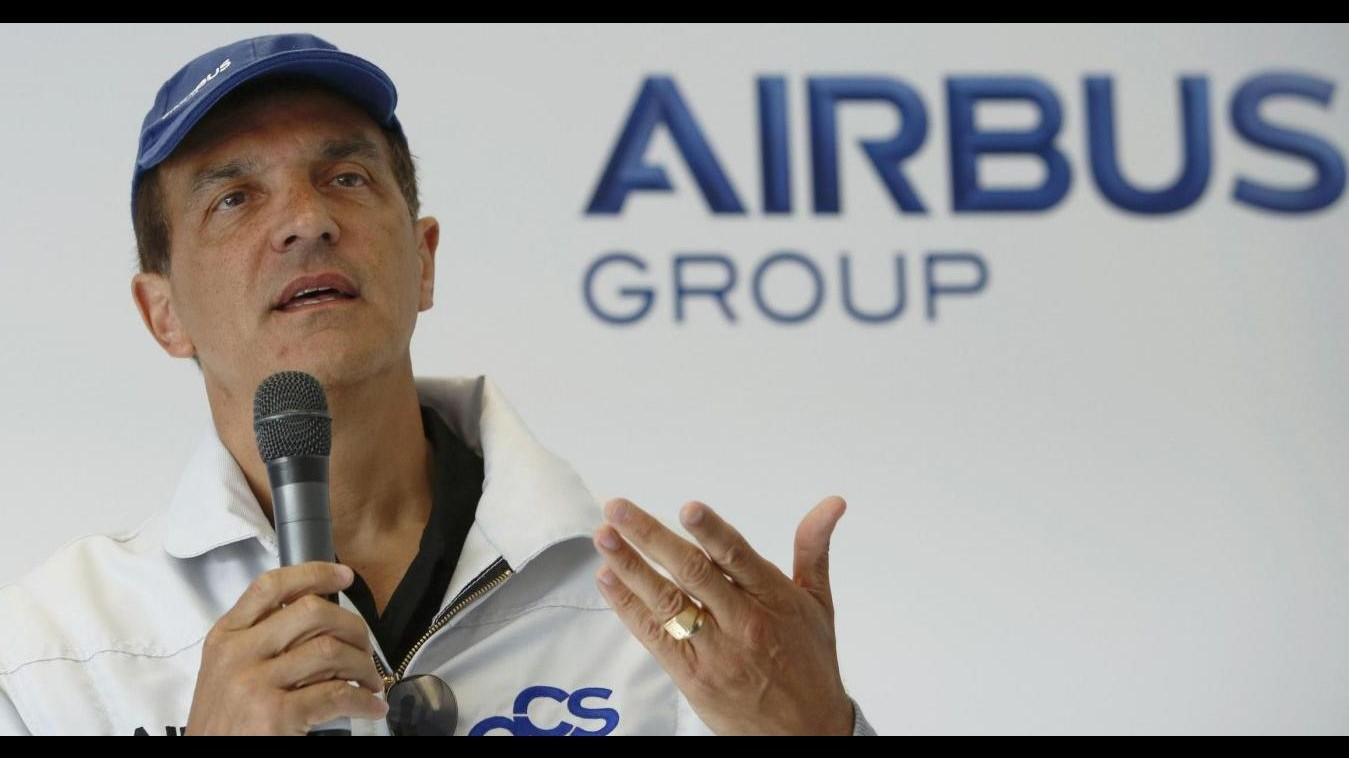Airbus, utile II trimestre +5% a 732 milioni, confermati target 2015