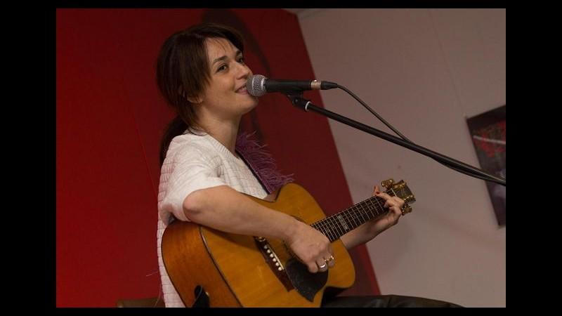 Musica, Carmen Consoli in tour: domani Roma, poi Milano e Torino