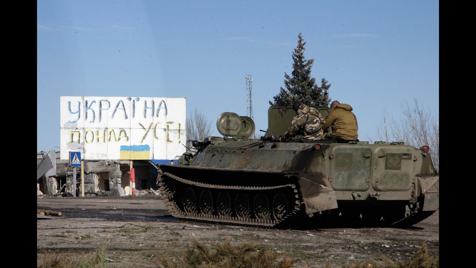 Ucraina, Amnesty: Uccisi da filorussi 4 soldati prigionieri
