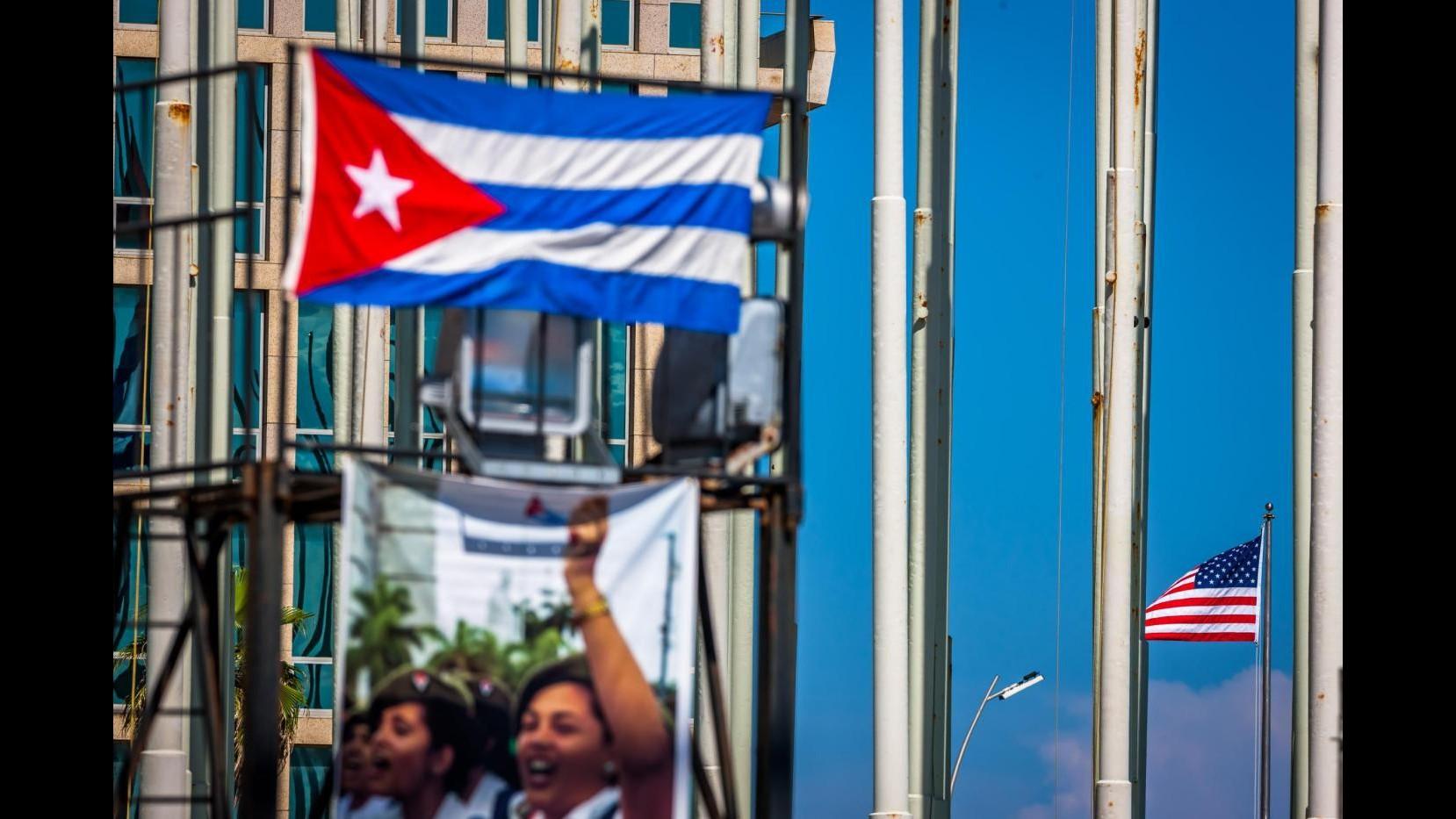 Cuba, Usa: Nessuna decisione su ripresa rotte commerciali con L'Avana