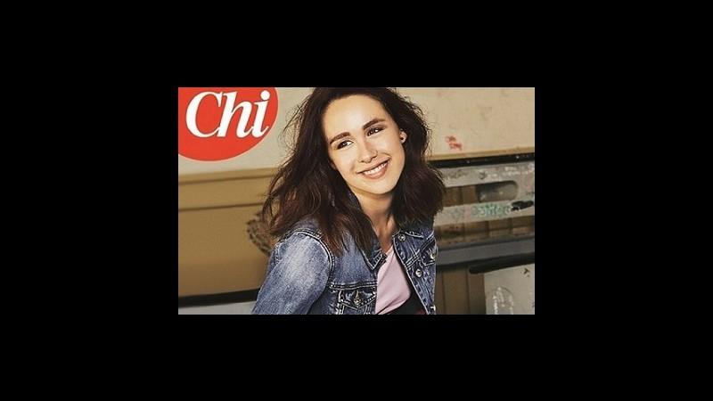 Aurora Ramazzotti a 'Chi': Dopo 'X Factor' debutto nella moda