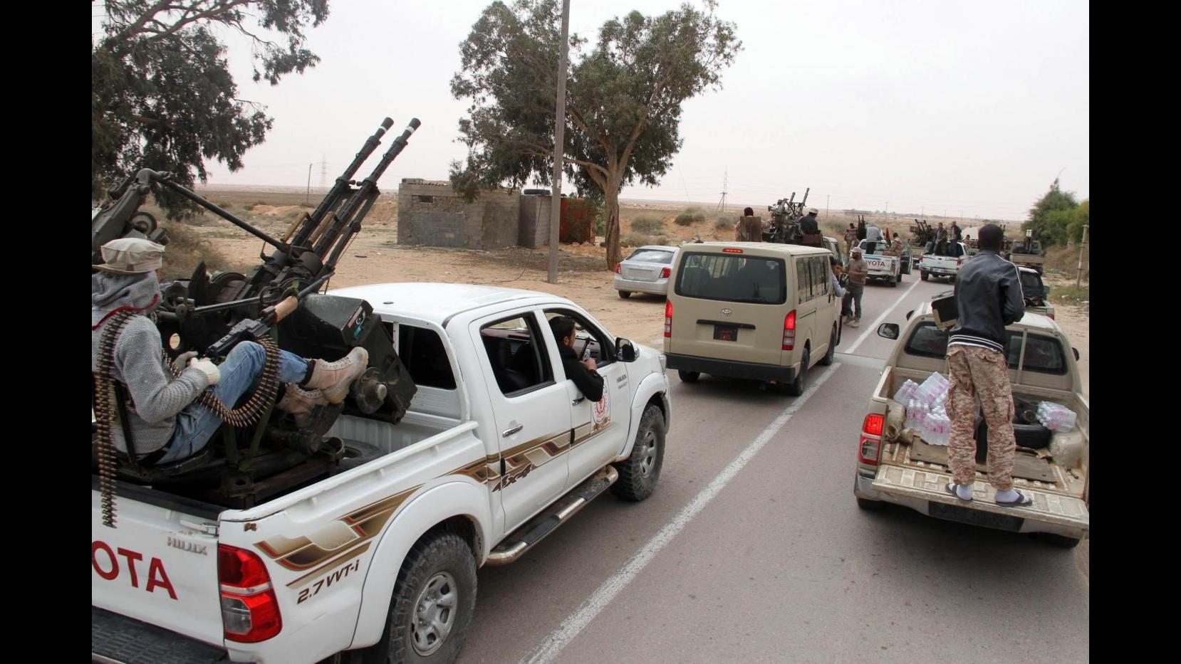 Paesi Ue e Usa condannano attacchi Isis a Sirte. No a soluzione militare conflitto libico