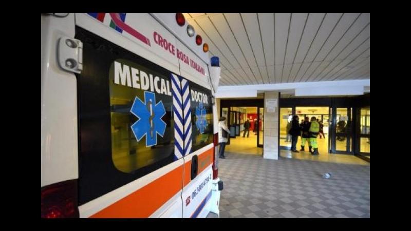 Vicenza, scivola per 50 metri nel bosco: finisce in ospedale