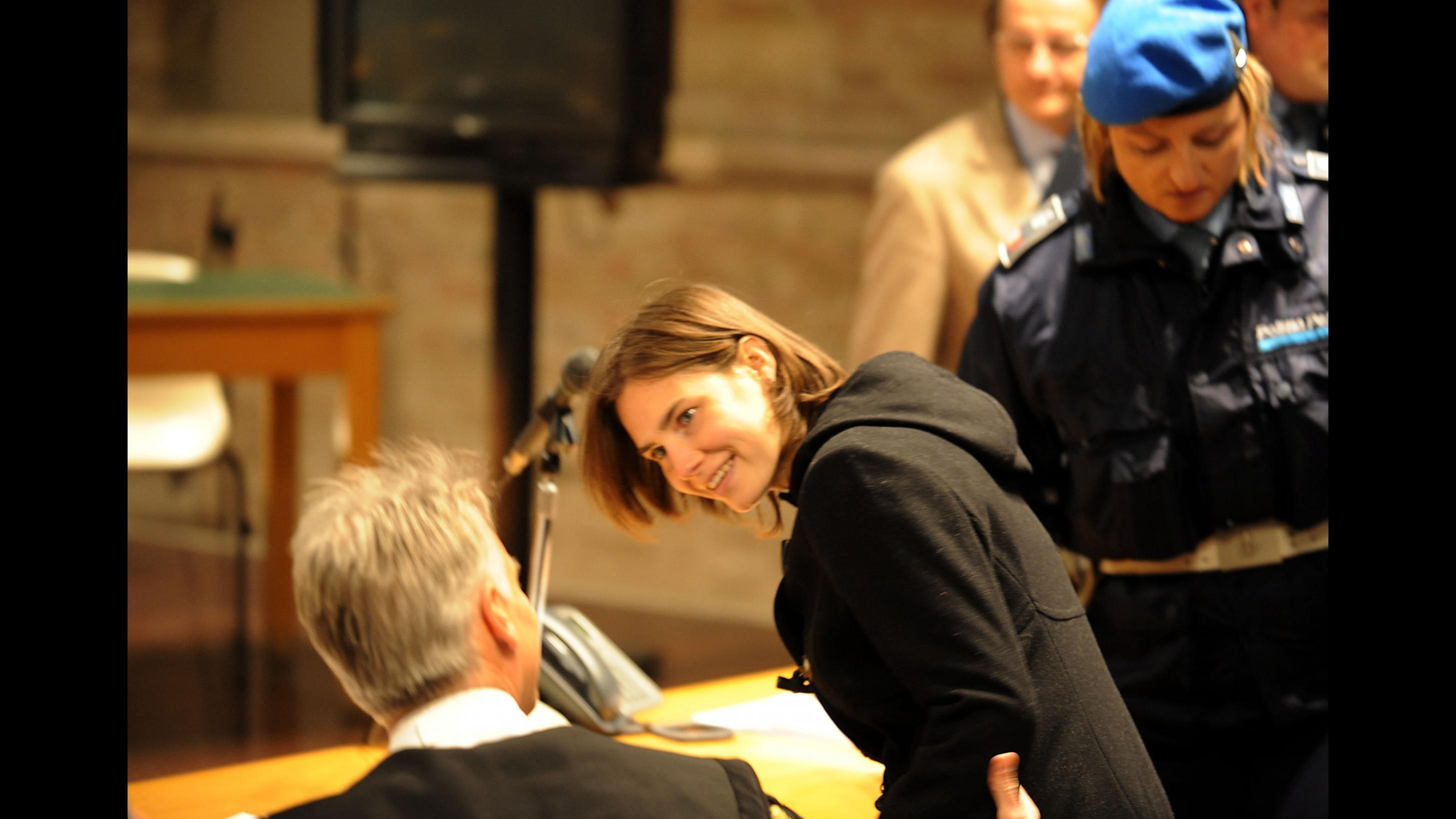 Amanda Knox: Darò voce agli innocenti condannati ingiustamente