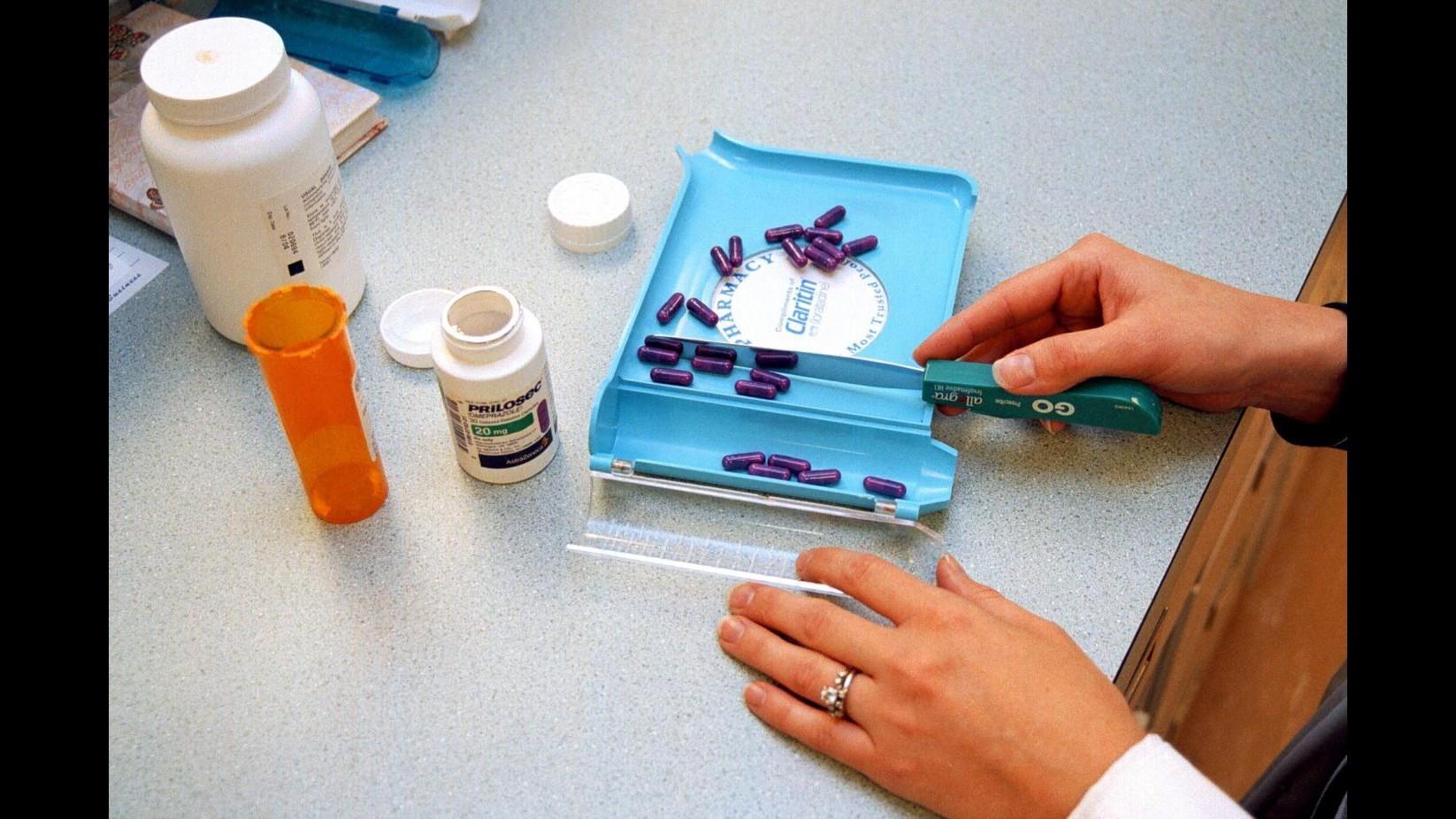 Mps: Spesa mondiale farmaci oltre 1.000 mld, Italia sotto media Ue