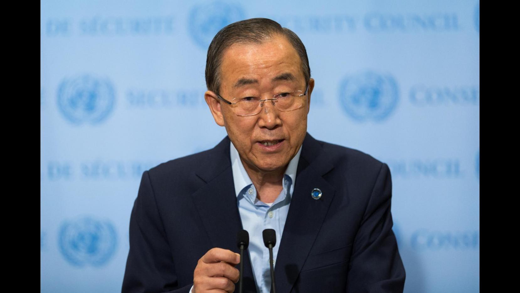 Ban Ki-moon: Profondamente rattristato per morti e feriti in Cina