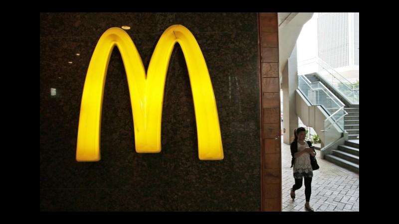 McDonald's chiede scusa per l'avviso contro i senzatetto in Francia