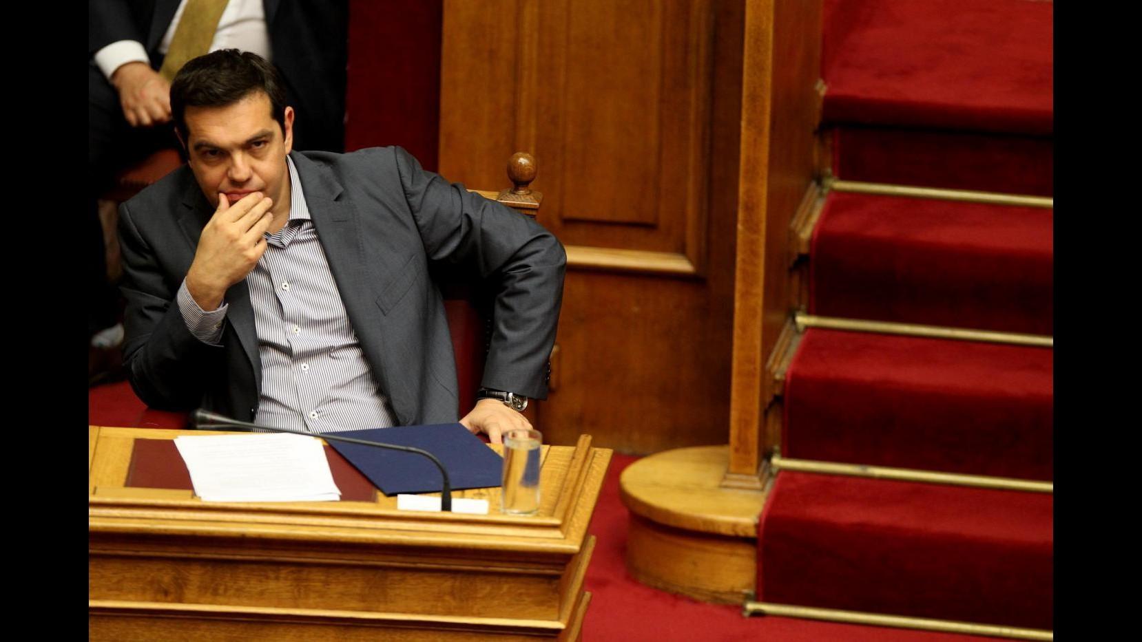 Grecia, i punti di accordo di salvataggio, ora e in prospettiva