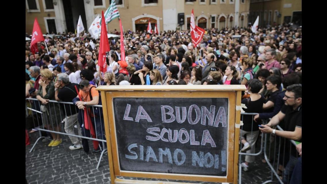 Scuola, Cgil Lazio: Legge sbagliata, non ci sono certezze