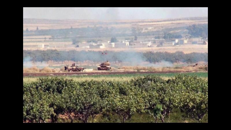 Turchia, nel sudest nuovi attacchi attribuiti al Pkk, no vittime