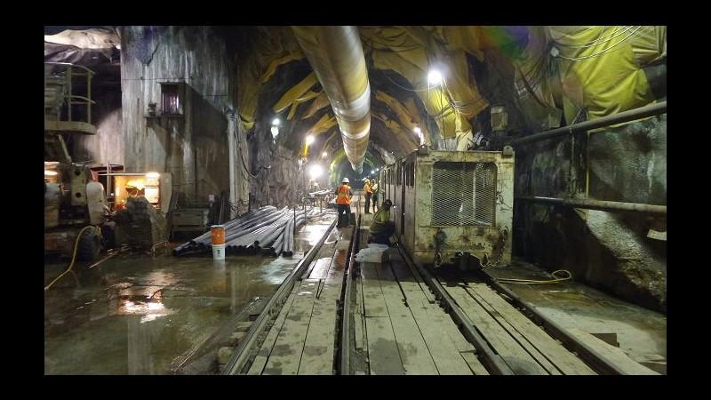 SCHEDA Usa, il tunnel idraulico di Lake Mead che disseterà Las Vegas